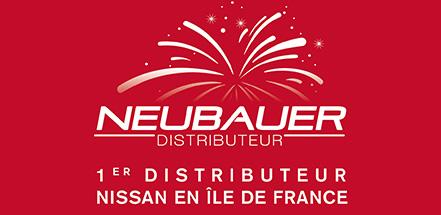Neubauer Distributeur NISSAN Paris Il de France