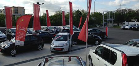 acheter vehicule occasion nissan paris ile de france