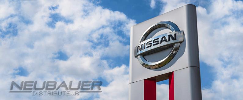 Neubauer Concession Nissan Paris Ile de France