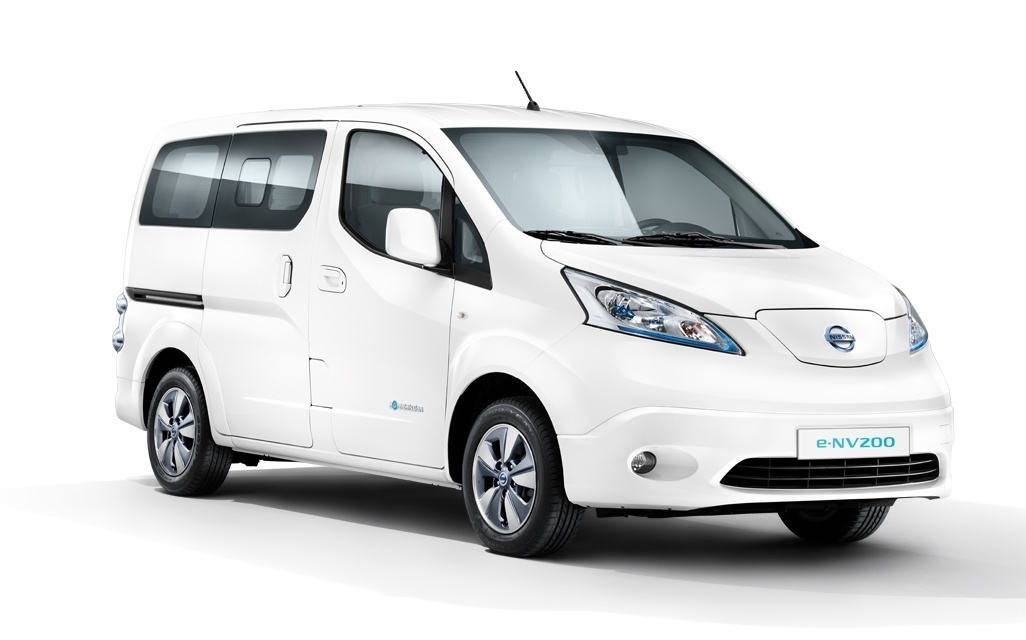 nissan evalia e nv200 neubauer nissan. Black Bedroom Furniture Sets. Home Design Ideas