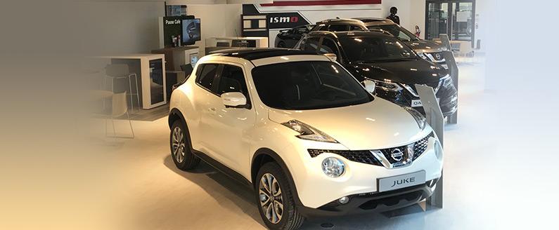 Concession Nissan Paris 17 Levallois