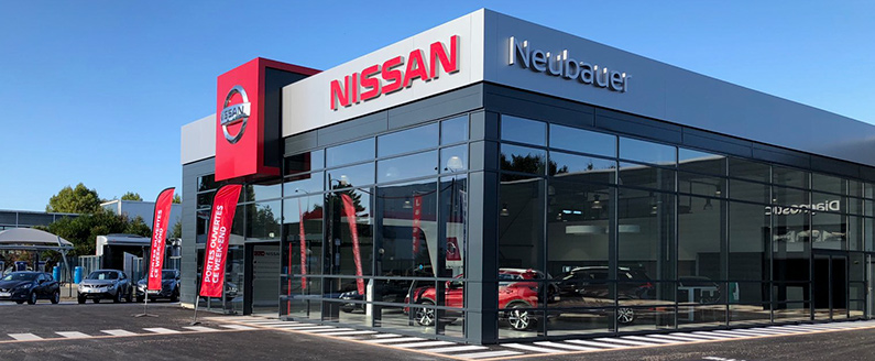 Concession Nissan Buchelay 78